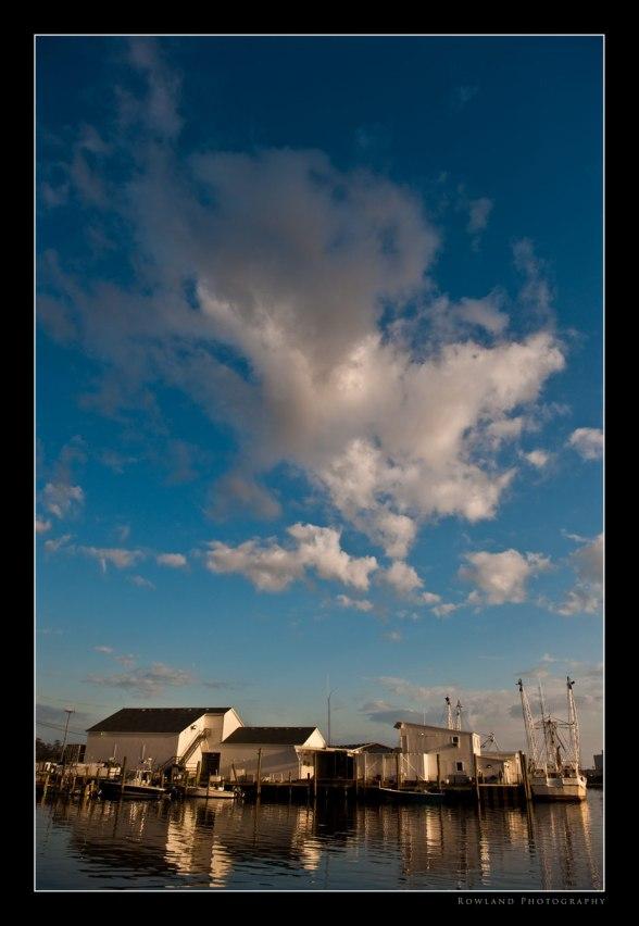 Wanchese Harbor- SOOC