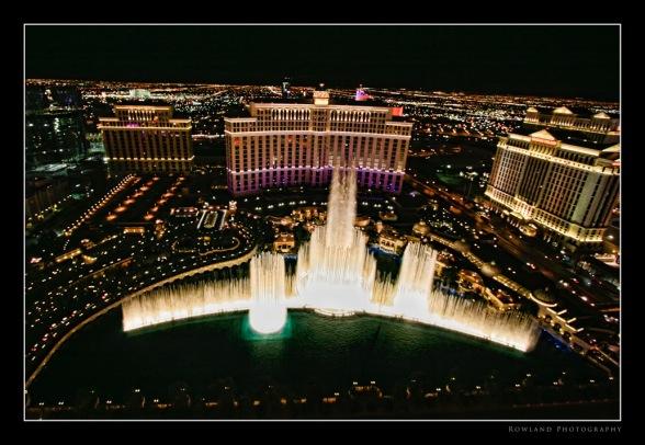 Dancing Water ~ The Bellagio, Las Vegas