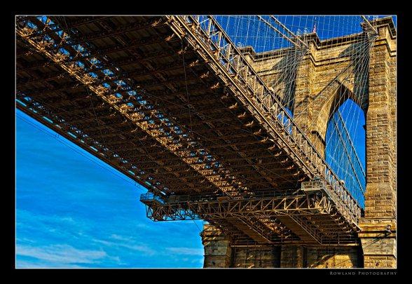 Brooklyn Bridge Decking
