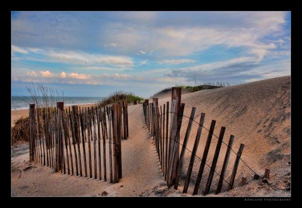 Fence & Dunes