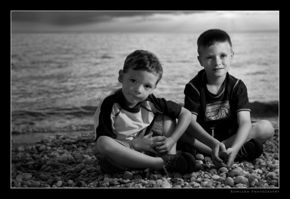 Aidan & Tristan West Meadow Beach