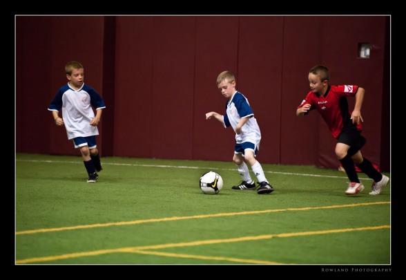 Tristan Indoor Soccer