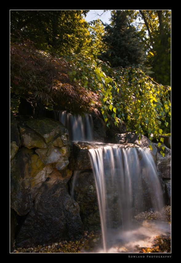 Waterfall with VND Filter (c) Joseph Rowland