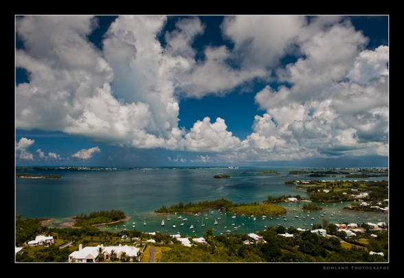 View from Gibbs Point (c) Joseph Rowland 2009