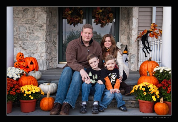 Happy Halloween (c) Joseph Rowland 2009