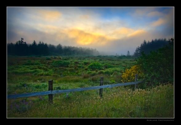 Meadow Sunrise (c) Joseph Rowland 2009